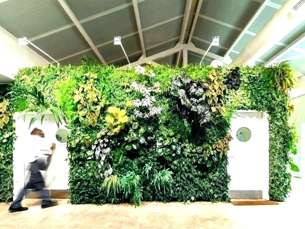 Zöldfal (függőleges kert) zsebek