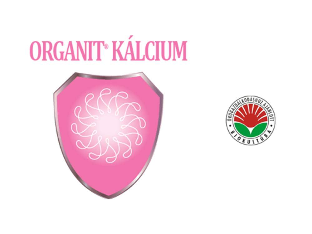 Organit Kalcium lombtrágya – 1 liter