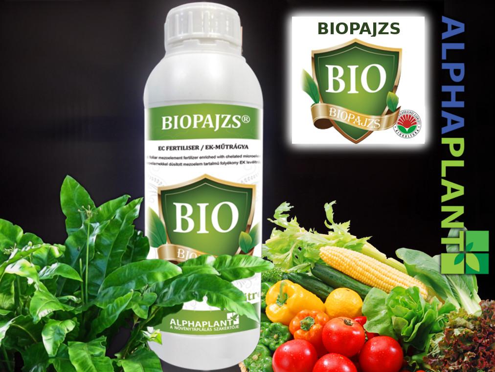 Biopajzs® bio lombtrágya