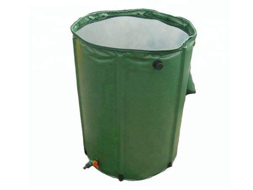Összecsukható esővízgyűjtő hordó - 500 liter