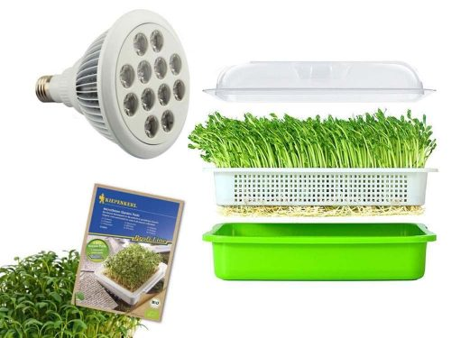 Mikrozöldség termesztő szett