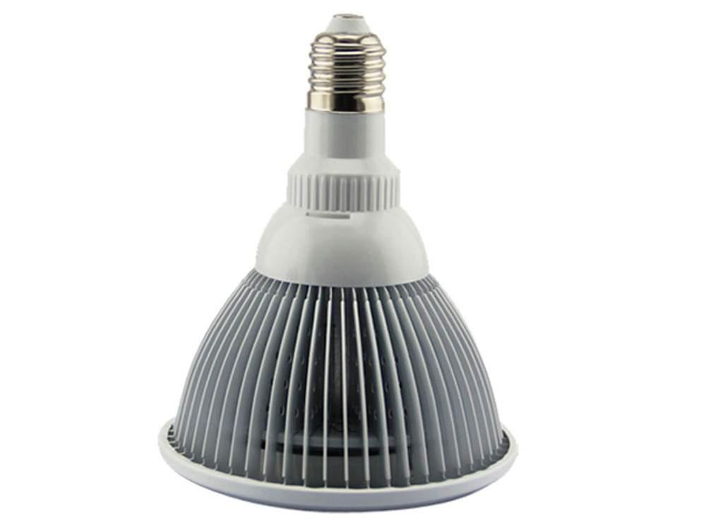 Növénynevelő LED izzó (24W), E27