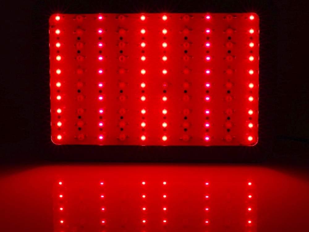 Nagy teljesítményű növénytermesztő LED lámpa, 3 funkciós