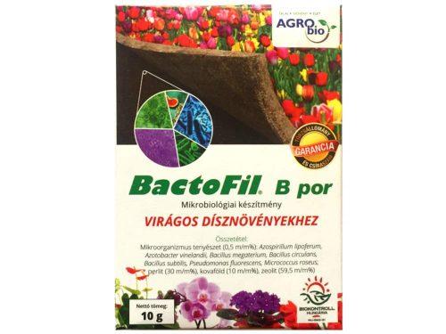 Bactofil dísznövényekhez