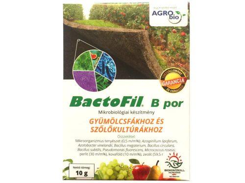 Bactofil gyümölcshöz és szőlőhöz