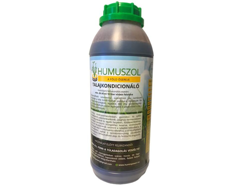 HuminPower bio talajkondicionálók