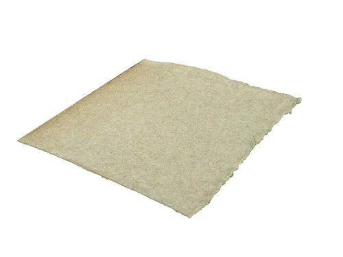 100% kenderrost szőnyeg, 1 m x 1 m, 1 cm vastag
