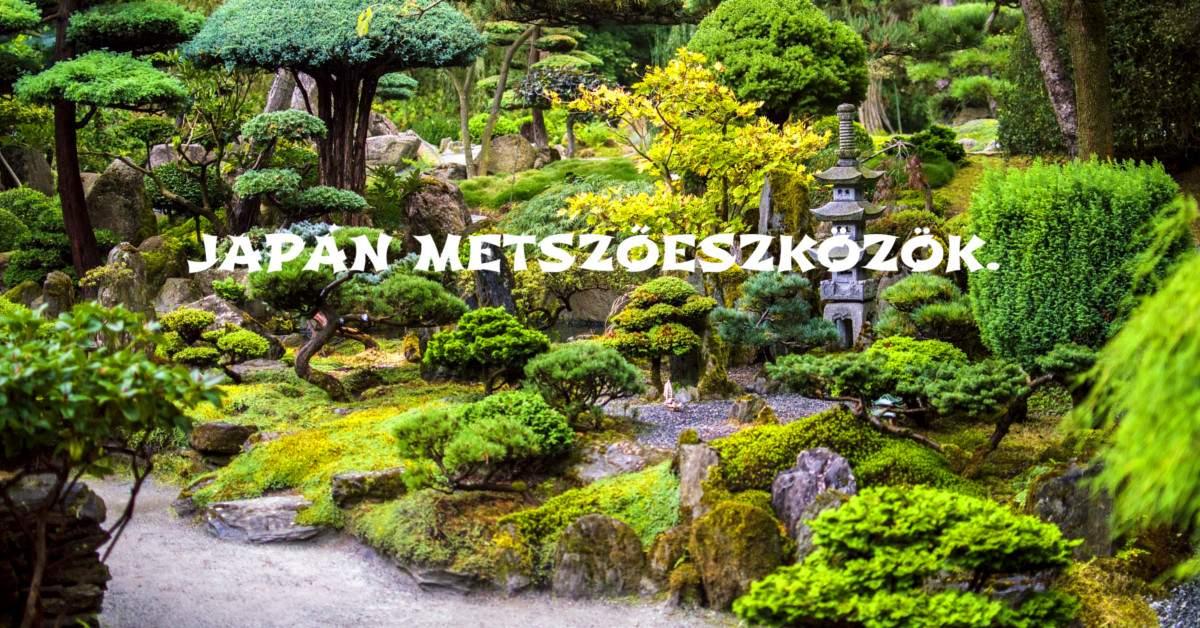 Japán metszőeszközök