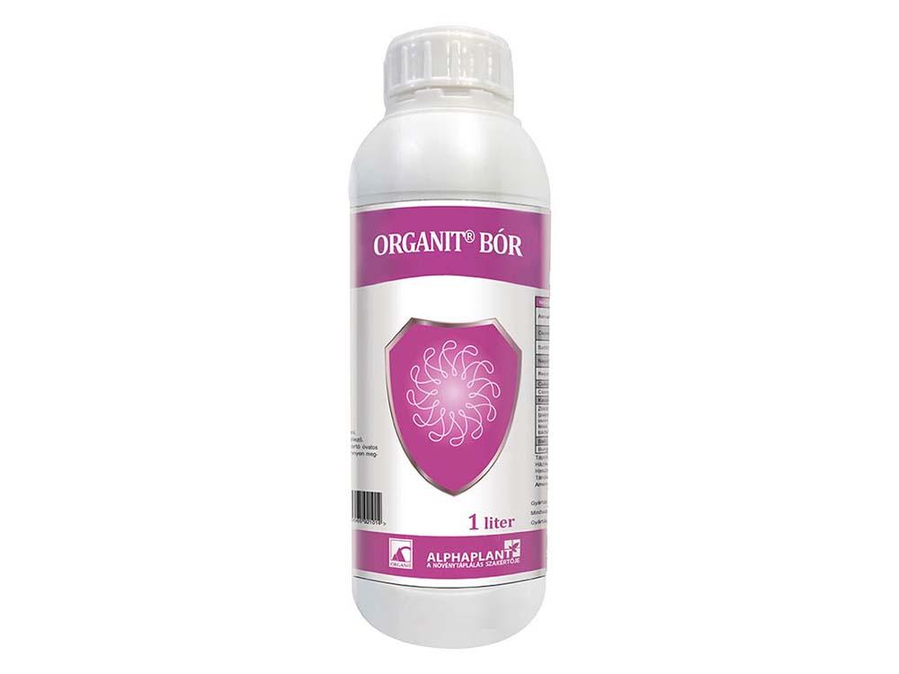 Organit Bór lombtrágya - 1 liter