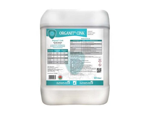 Organit Cink lombtrágya - 10 liter