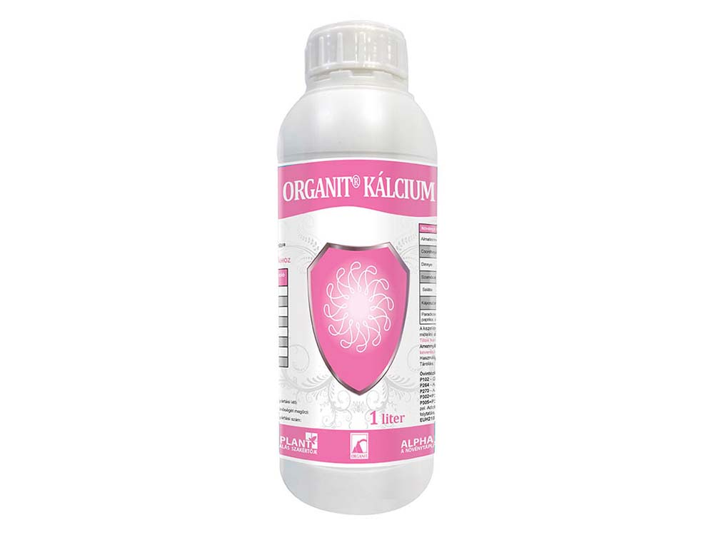 Organit Kalcium lombtrágya - 1 liter