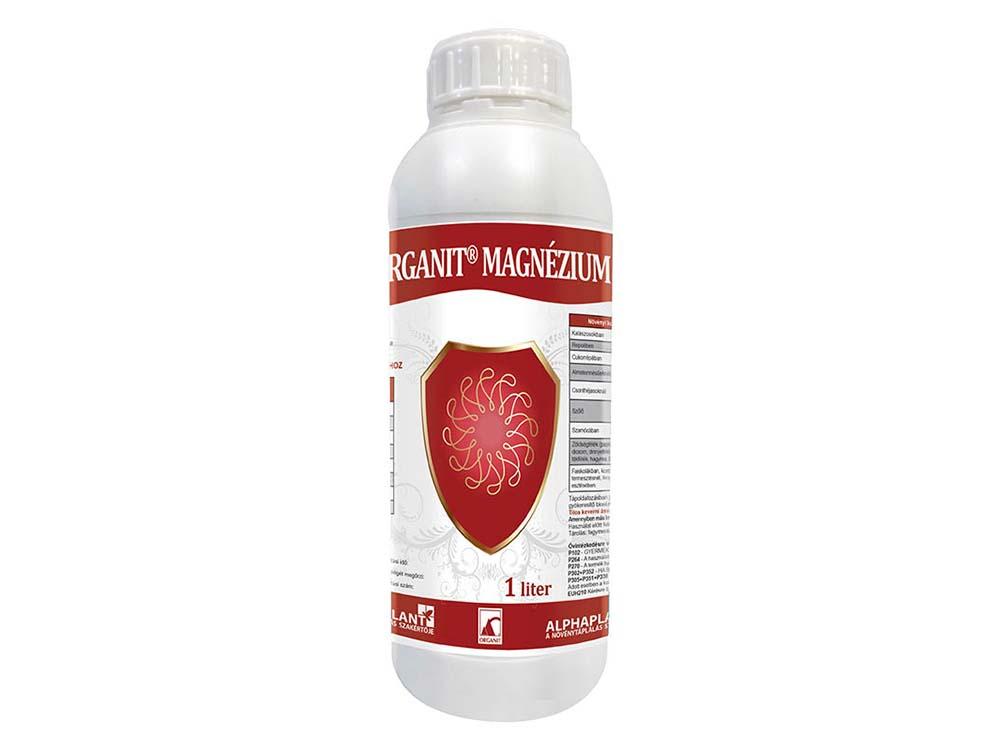 Organit Magnézium lombtrágya - 1 liter