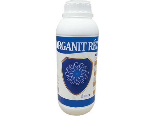 Organit® Réz lombtrágya - 1 liter
