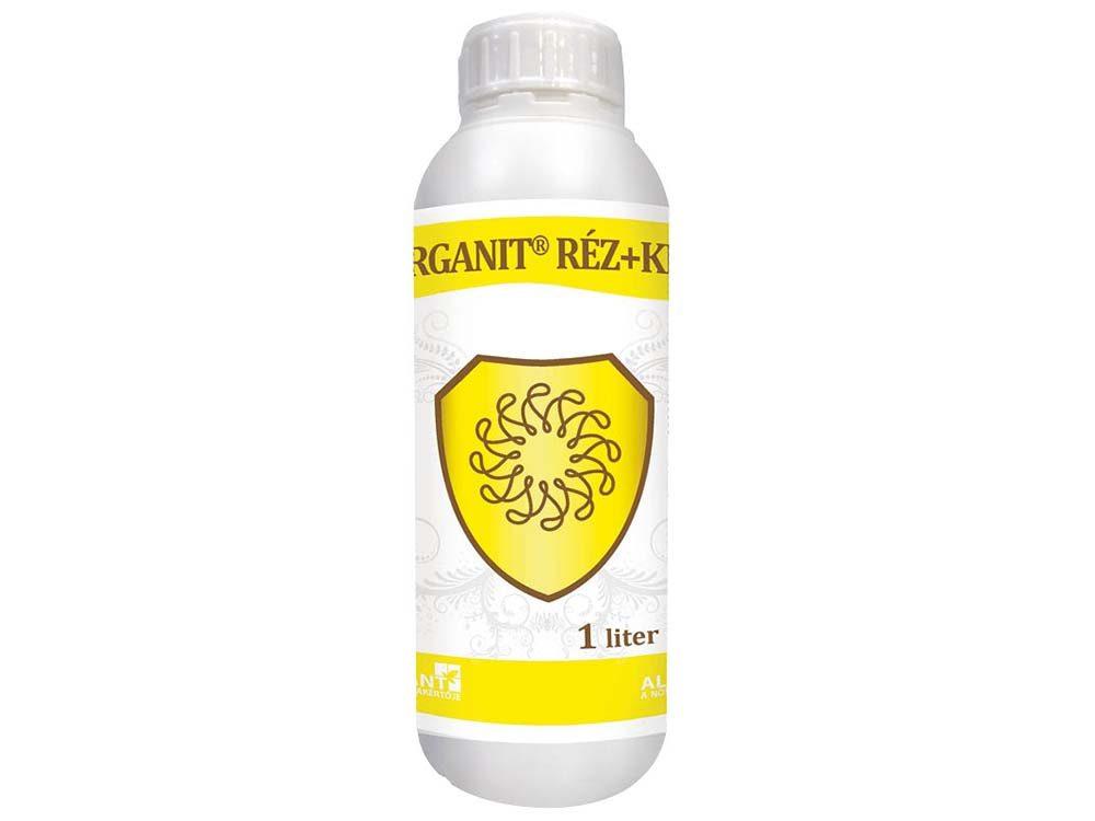 Organit Réz+Kén lombtrágya - 1 liter