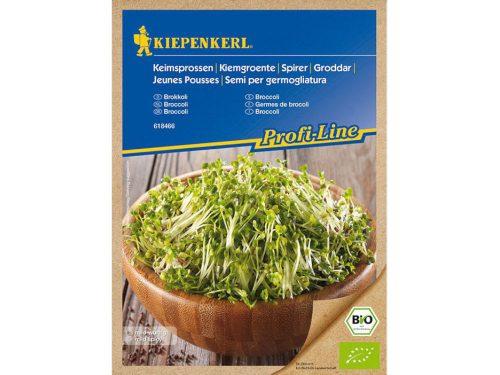Brokkoli Mikrozöldség