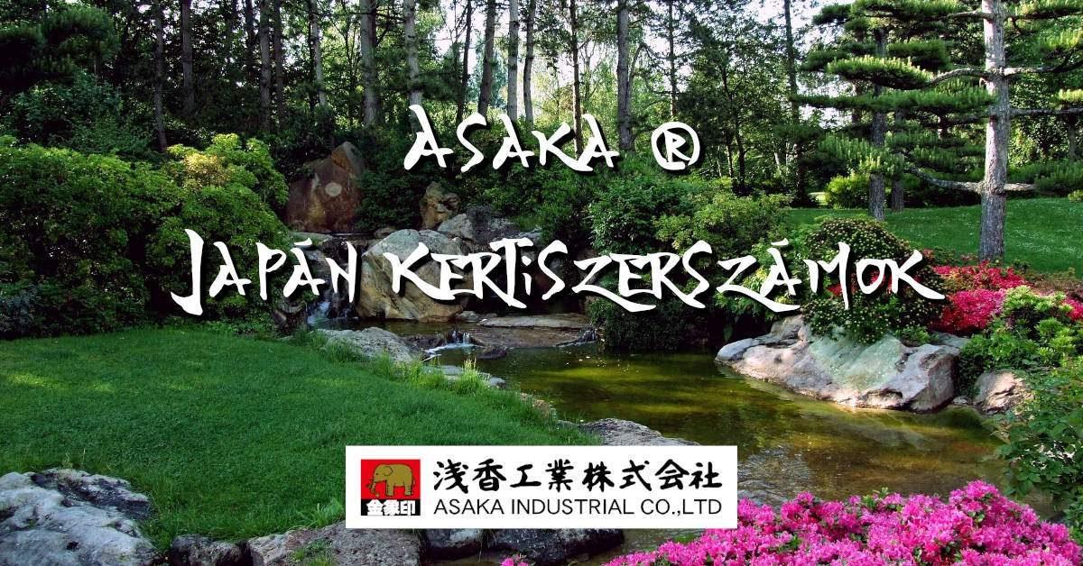 Asaka Japán Kertiszerszámok Slider