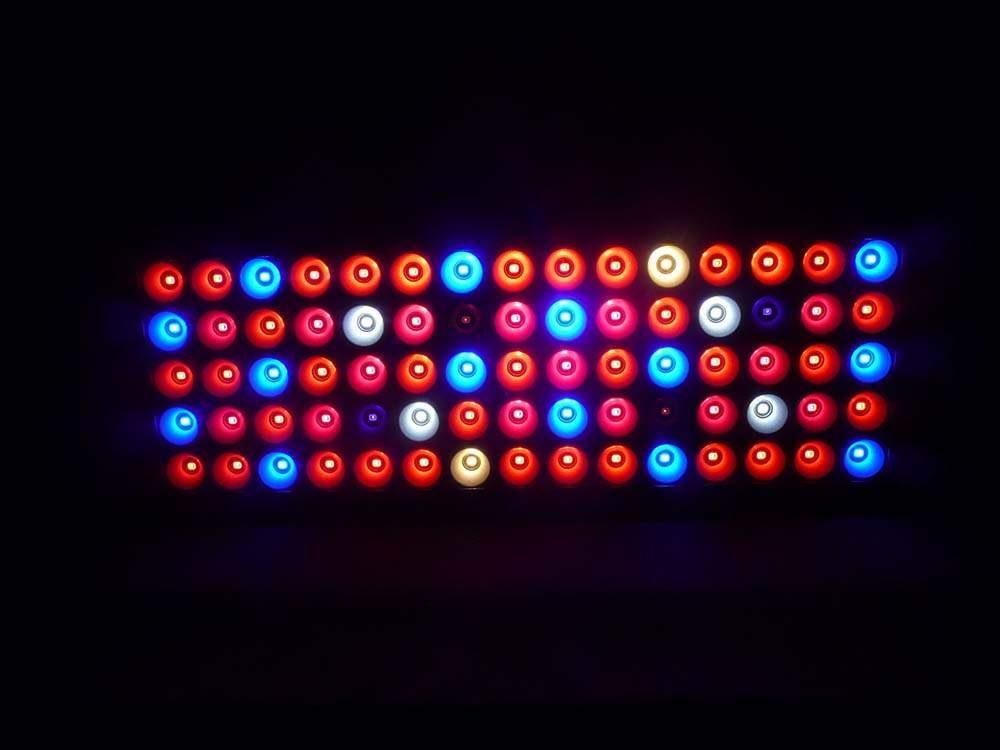 Profi teljes spektrumú növénynevelő LED lámpa