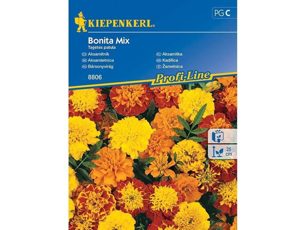 bársonyvirág'Bonita Mixed'